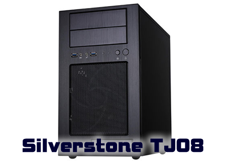 Silverstone TJ08 Review