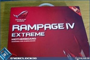 ASUS Rampage IV Extreme Preview