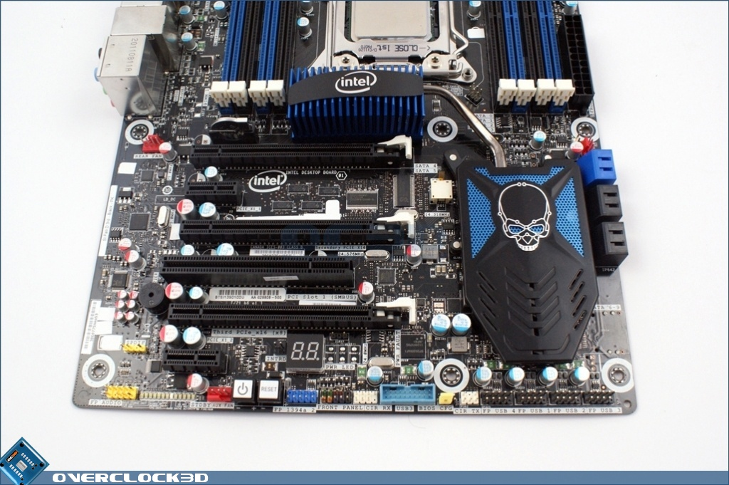 Intel Core i7-3960X Review | Intel DX79SI Motherboard | CPU