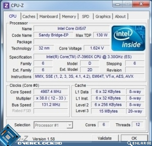 ASUS Rampage IV Extreme Overclock