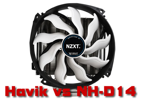 NZXT Havik vs Noctua NH-D14 Review