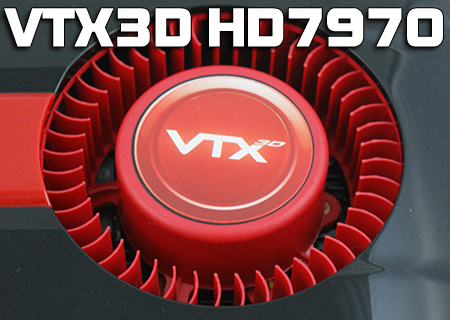 VTX3D HD7970 Review