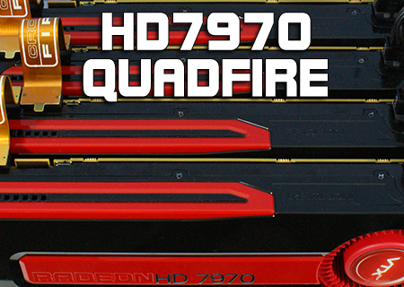 HD7970 Quadfire Eyefinity Review