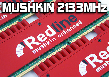 Mushkin Redline 16GB Quad-Channel 2133MHz Review