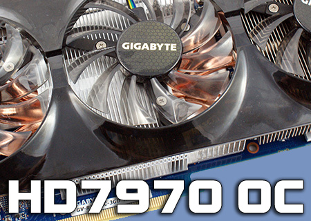 Gigabyte HD7970 OC Review