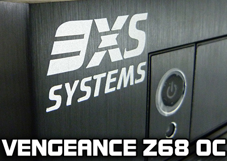 Scan 3XS Vengeance Z68 OC System Review