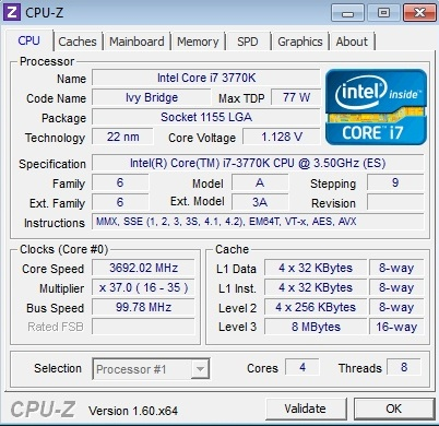 Intel DZ77GA-70K and Core i7-3770K Review