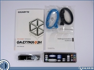 Gigabyte Z77MX-D3H Review