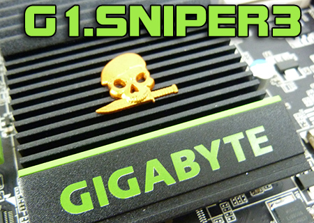 Gigabyte G1.Sniper 3 Review