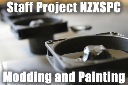 [Staff Project] NZXSPC Modding and Painting