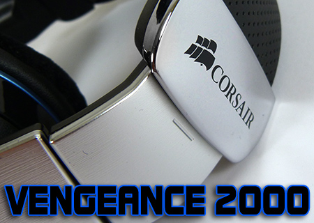 Corsair Vengeance 2000 Wireless 7.1 Headset Review