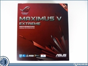 ASUS Maximus V Extreme Review