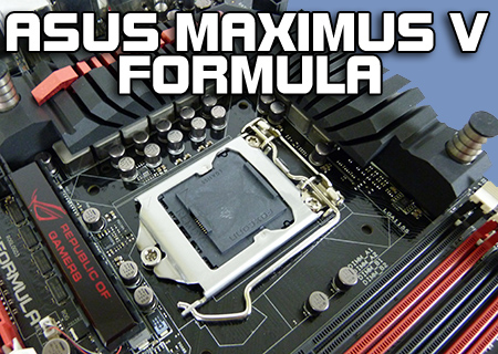 ASUS Maximus V Formula Review
