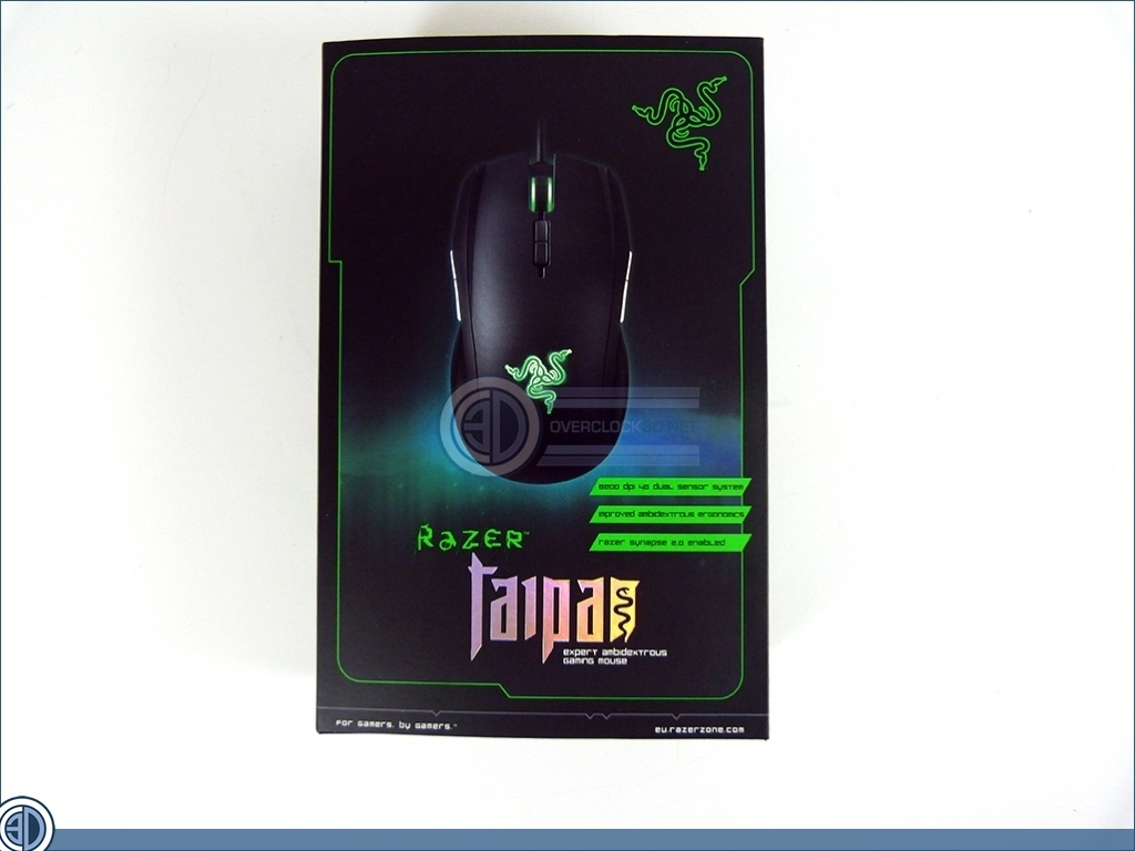 Razer Taipan Gaming Mouse Review Up Close Input Devices Oc3d Ambidextrous