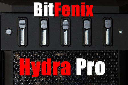 BitFenix Hydra Pro Fan Controller Review
