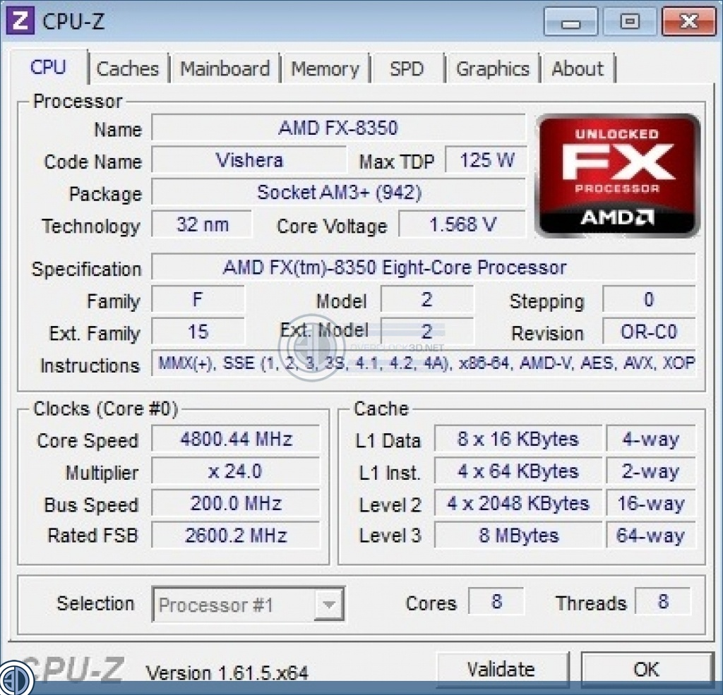 AMD Vishera FX8350 Piledriver Review | Test Setup and Overclocking