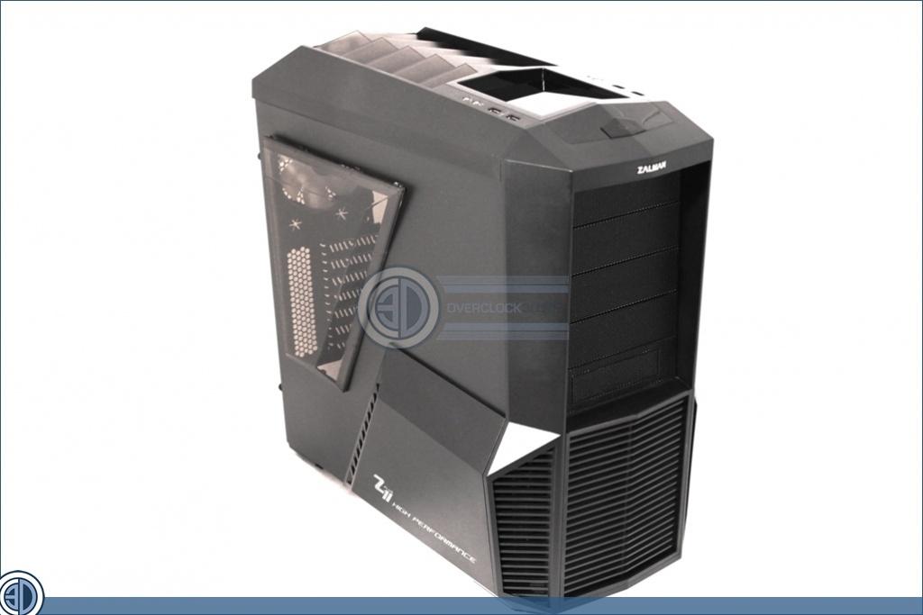 ZALMAN CNPS9500 AT 2 Ball CPU Cooling Fan/Heatsink ...