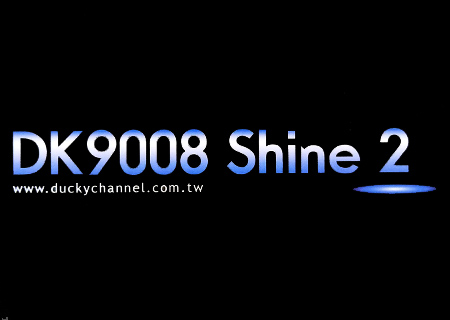 Ducky Channel DK9008 Shine 2 Keyboard Review