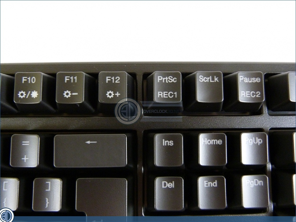 ducky keyboard how to use function