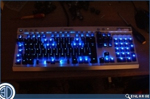 Corsair K60 - TTL Edition