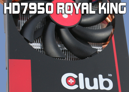 Club 3D HD7950 Royal King Review