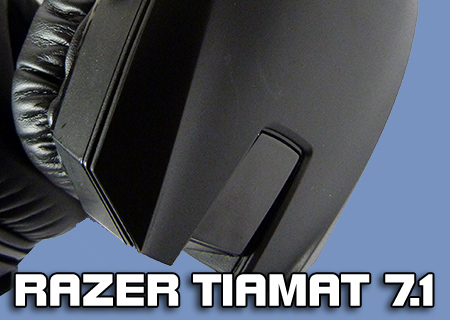 Razer Tiamat 7.1 Gaming Headset Review