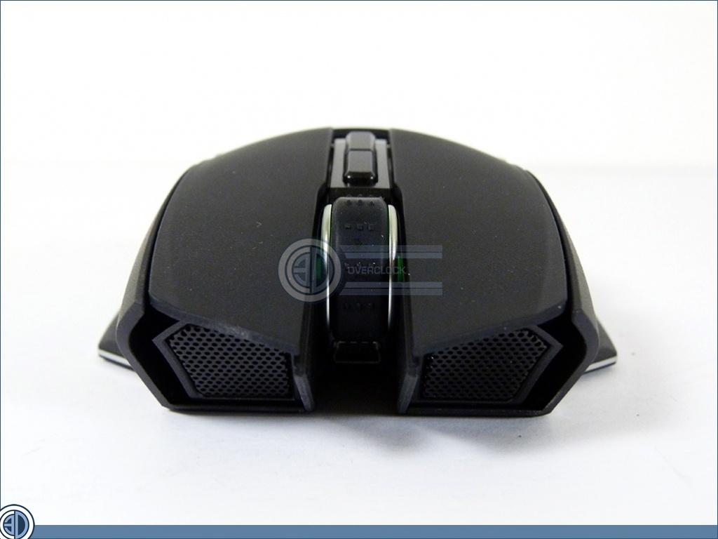 Razer Ouroboros Gaming Mouse Review Up Close Continued Input Black