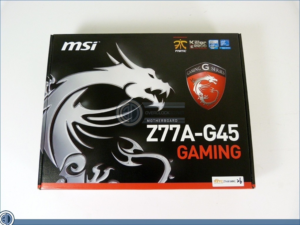 MSI Z77A-G45 Gaming Review | Up Close | CPU & Mainboard | OC3D Review
