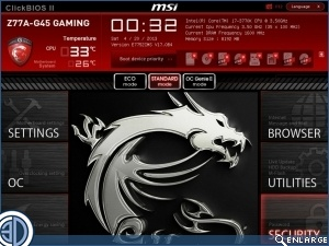 Gigabyte Z77A-G45 Gaming Review