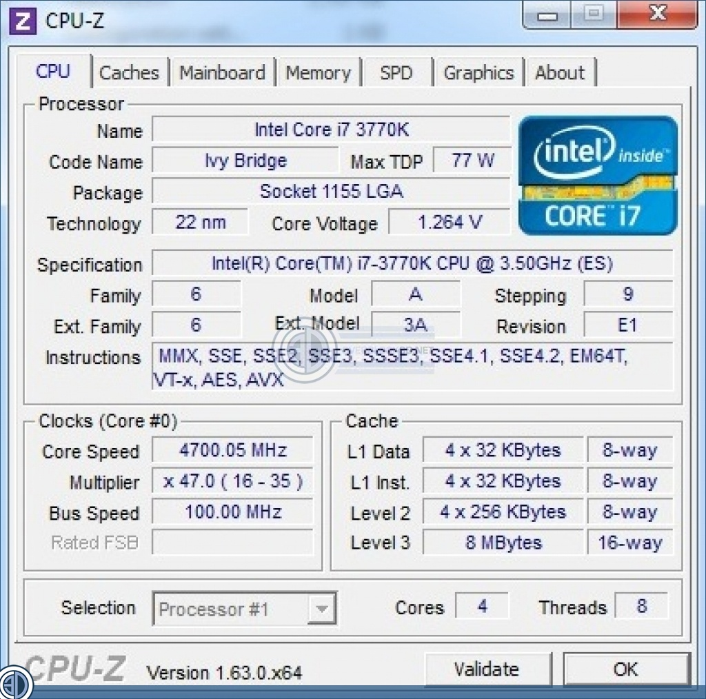 MSI Z77A-G45 Gaming Review | Test Setup, BIOS and