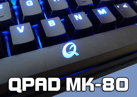 QPAD MX-80 Keyboard Review