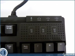QPAD MX-80 Keyboard