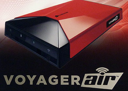 Corsair Voyager Air 1TB Review