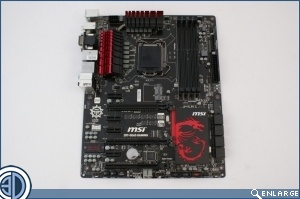 MSI Z87 GD65 Gaming Hands-On Preview!