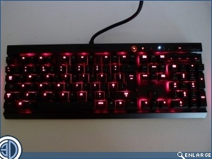 Corsair Vengeance K70 Keyboard Review