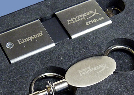 Kingston DataTraveler HyperX Predator 512GB Review