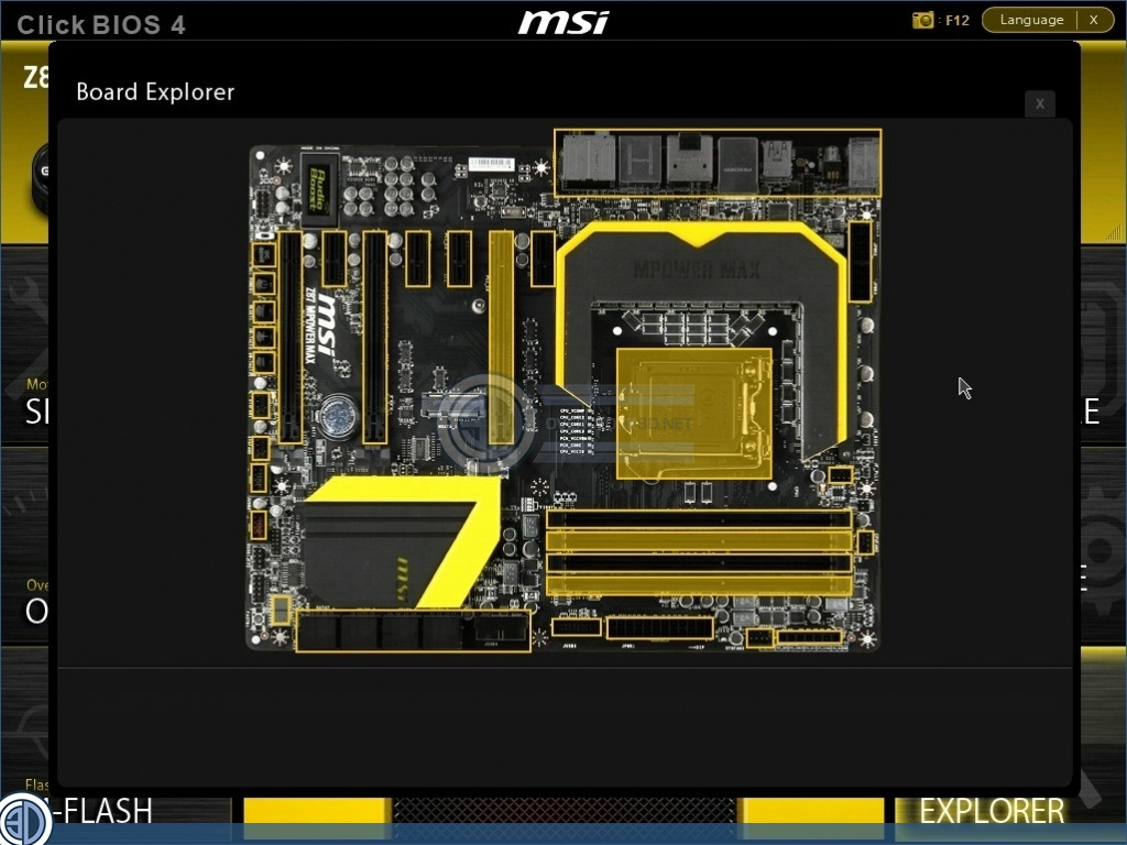 MSI Z87 MPOWER MAX Review | BIOS | CPU & Mainboard | OC3D Review
