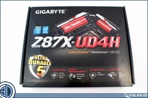 Gigabyte Z87X-UD4H Review