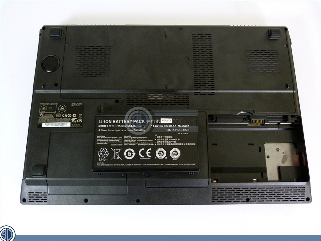 Pc Specialist Vortex Iv X780 Laptop Review Up Close Systems Toyota Fortuner Fuse Box Location