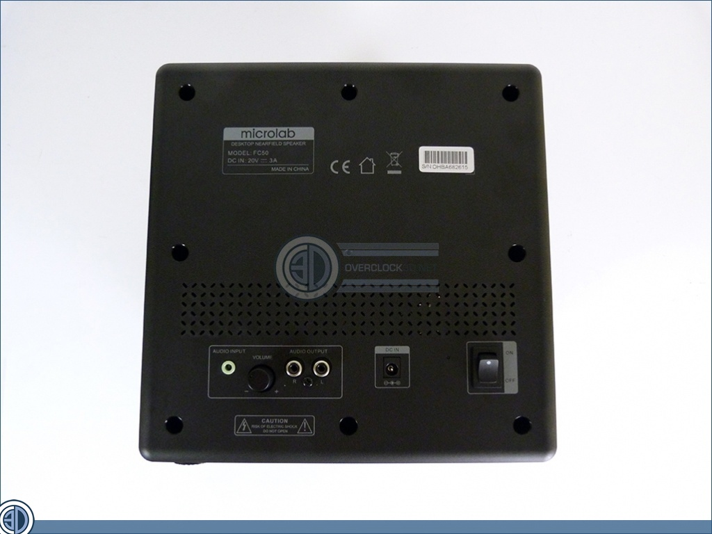 Microlab Fc50 2 1 Speaker Review Up Close Continued