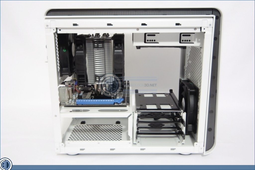 Bitfenix Phenom M Amp Itx Review Micro Atx Compared To