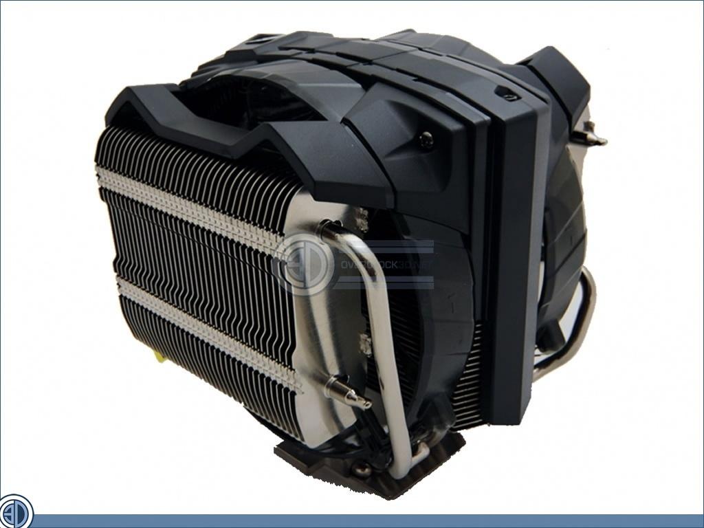 cooler master v8 gts review up close the cooler cases cooling oc3d review. Black Bedroom Furniture Sets. Home Design Ideas