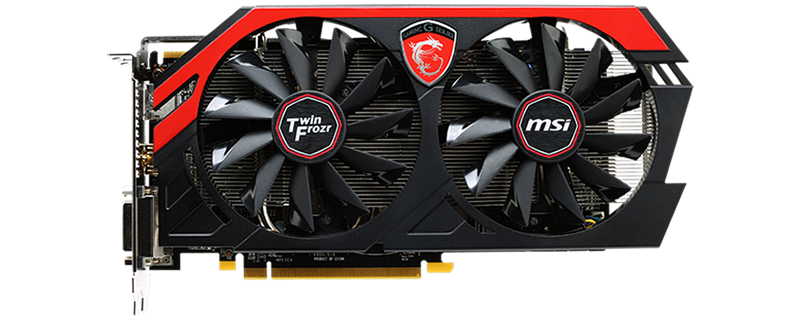 MSI R9 270 Gaming Graphics Card