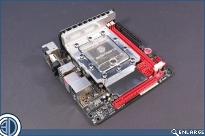 Bitspower Maximus VI Impact Full Cover Waterblock