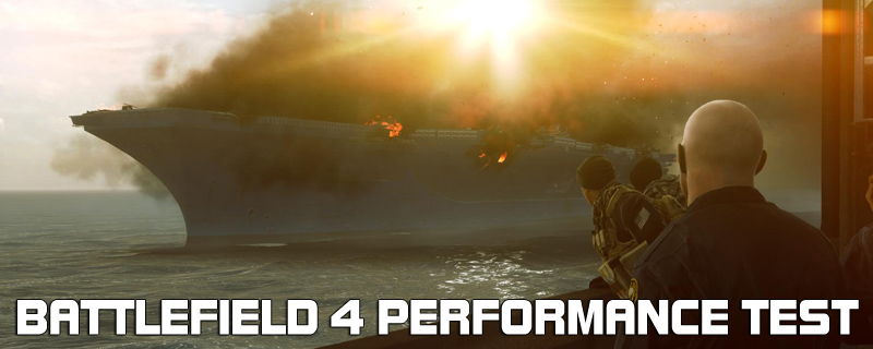 BattleField 4 Performance Comparison