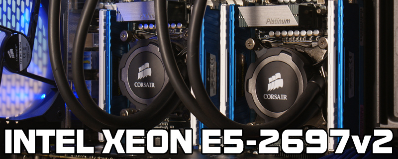 Intel Xeon E5-2697v2 Review
