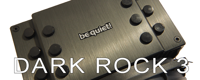 bequiet Dark Rock 3 Review