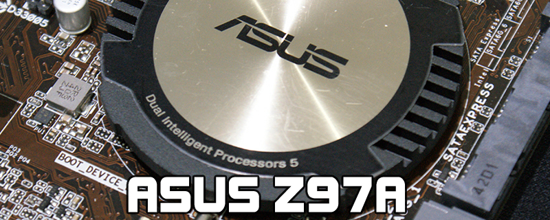 ASUS Z97A Review