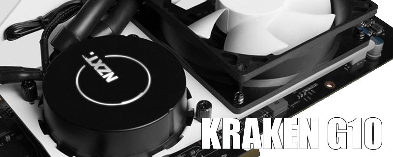 NZXT Kraken G10 Review