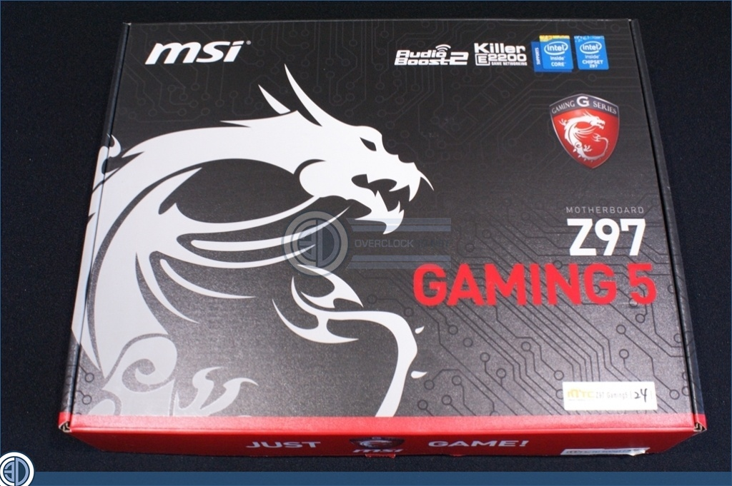 MSI Z97 Gaming 5 Motherboard | OC3D News